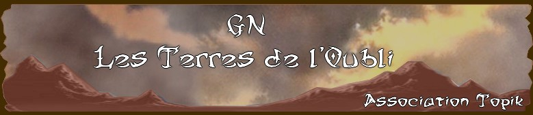 Les GN's de Songes Eternels